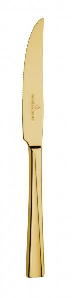 Steakmesser massiv PVD-Gold 6160 Monterey
