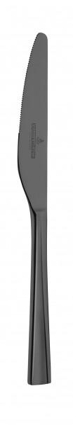 Dessertmesser massiv PVD-Black 6160 Monterey
