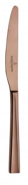 Menümesser massiv PVD-Chocolate 6160 Monterey