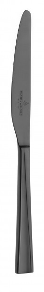 Menümesser massiv PVD-Black 6160 Monterey